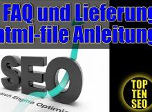 FAQ-Lieferung-Guide