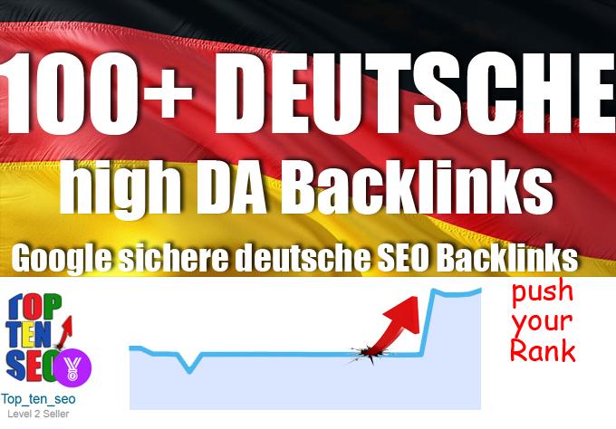 Deutsche Backlinks